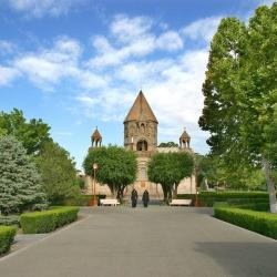 Trip to Echmiadzin