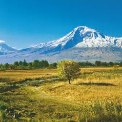 Climbing the Biblical Ararat Mountain