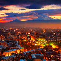 Tour in Yerevan and its suburbs